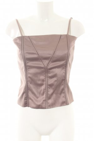 H&M Corpiño marrón elegante