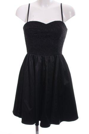 H&M Corsage Dress black elegant