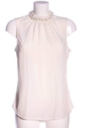 H&M Crash-Bluse creme Business-Look