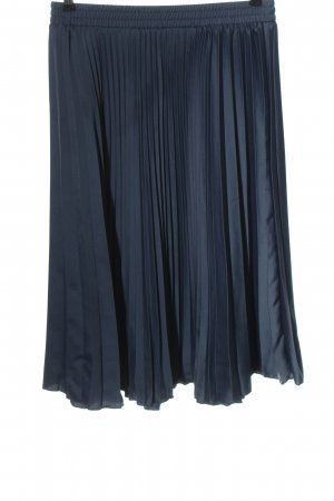 H&M Crash Skirt blue casual look