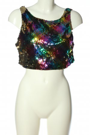 H&M Cropped Top color gradient casual look