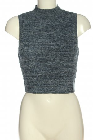 H&M Cropped Top meliert Casual-Look