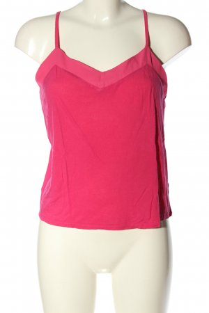 H&M Cropped Top pink Casual-Look