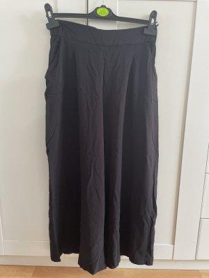 H&M Basic Culottes zwart