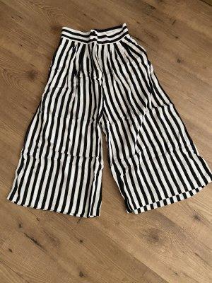 H&M Kuloty czarny-biały