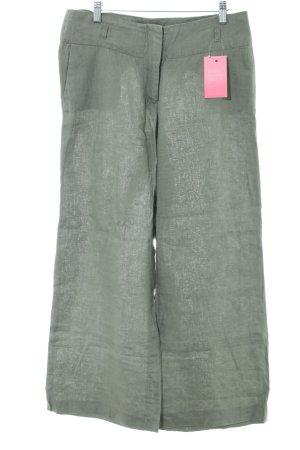 H&M Pantalone culotte verde stile casual
