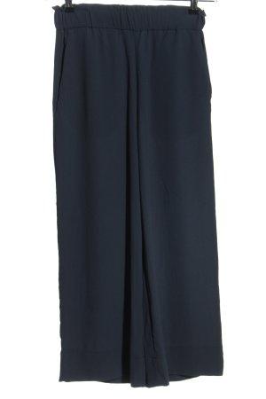 H&M Culottes blau Business-Look