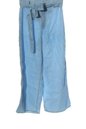 H&M Culottes blau Casual-Look
