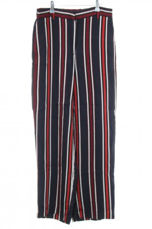 H&M Culottes Streifenmuster Casual-Look
