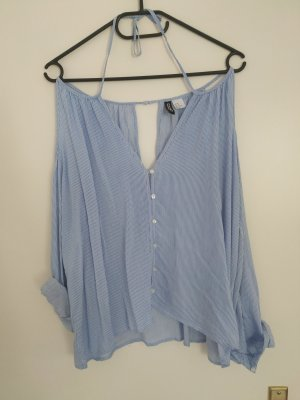 H&M Cut-Out Bluse