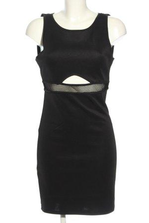 H&M Vestido cut out negro look casual