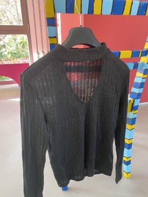 H&M Cut-Out Sweatshirt