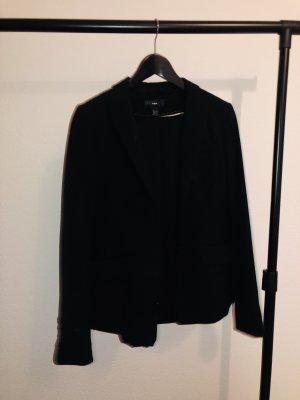 H&M Traje de pantalón negro