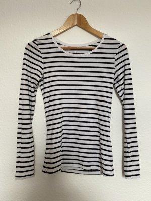 H&M Damen Shirt Langarmshirt