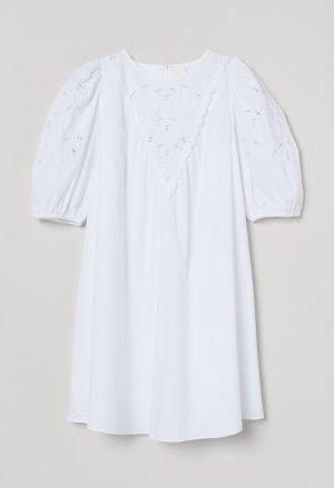 H&M Damen Sommerkleid Weiß Gr. XS NEU !!