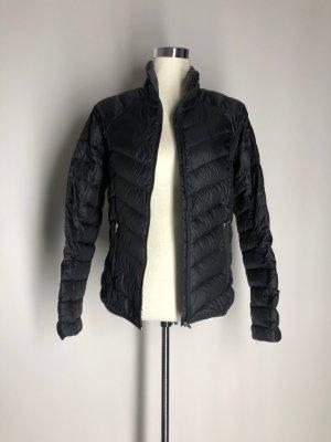 H&M Daunenjacke, schwarz