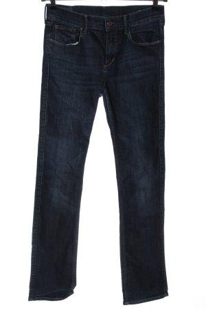 H&M DENIM High Waist Jeans blau Casual-Look