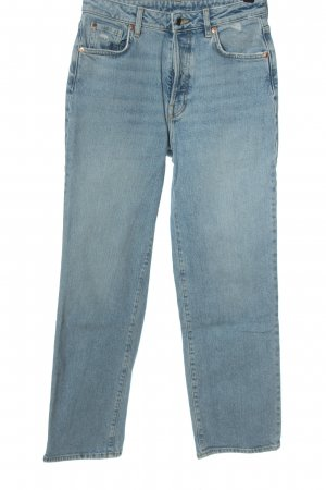 H&M DENIM High Waist Jeans blau Casual-Look