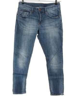 H&M DENIM Slim Jeans blau Casual-Look