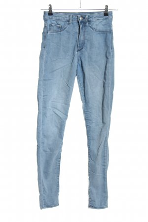 H&M DENIM Jeggings blau Casual-Look