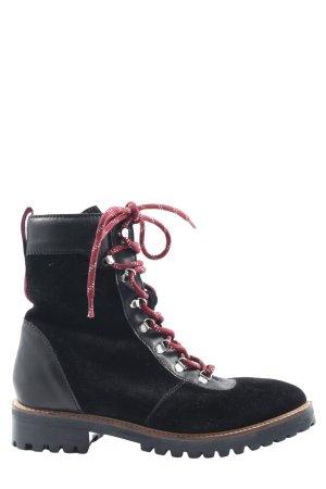 H&M Desert Boots schwarz Casual-Look