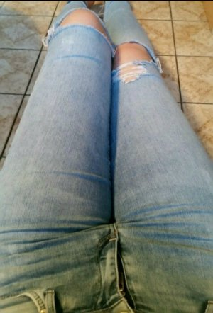 H&M destroyed - Jeans