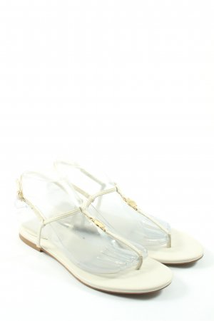 H&M Dianette Sandals white casual look