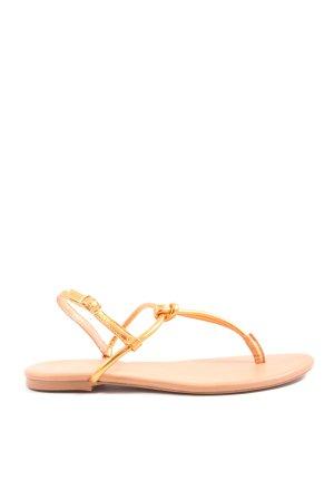 H&M Dianette-Sandalen pink-hellorange Casual-Look