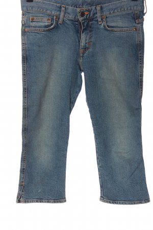 H&M Divided 3/4 Jeans blau Casual-Look
