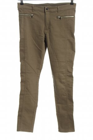 H&M Divided 7/8 Jeans khaki Casual-Look