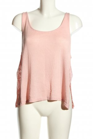 H&M Divided A-Linien Top pink Casual-Look