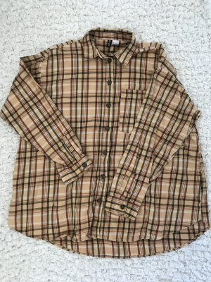 H&M Divided ausgewaschenes Hemd