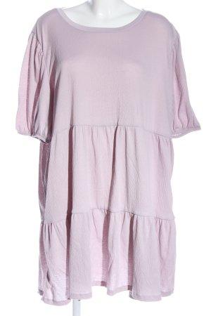 H&M Divided Sukienka typu babydoll fiolet W stylu casual