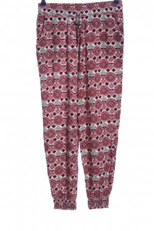 H&M Divided Baggy Pants allover print casual look