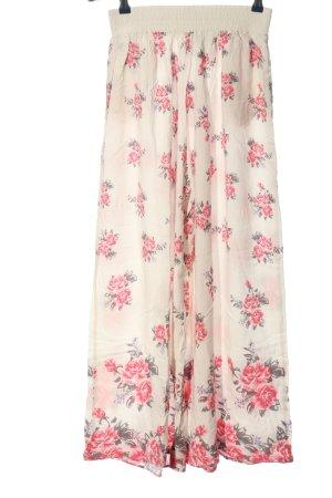 H&M Divided Pantalón abombado estampado repetido sobre toda la superficie