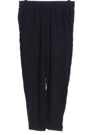 H&M Divided Baggy Pants blau Casual-Look