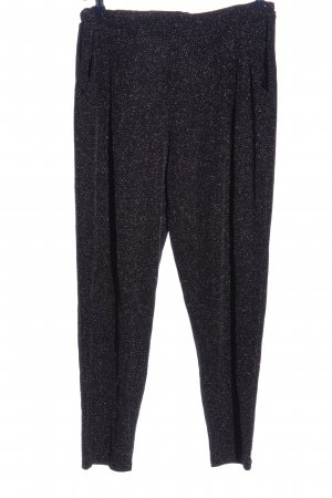 H&M Divided Baggy Pants black casual look