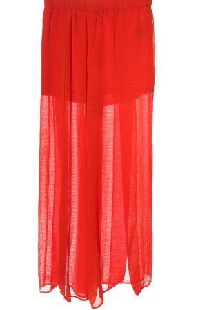 H&M Divided Baggy Pants rot Elegant