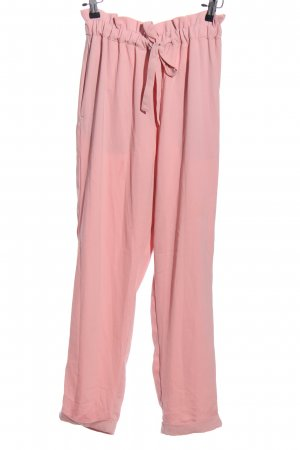 H&M Divided Baggy Pants pink Business-Look