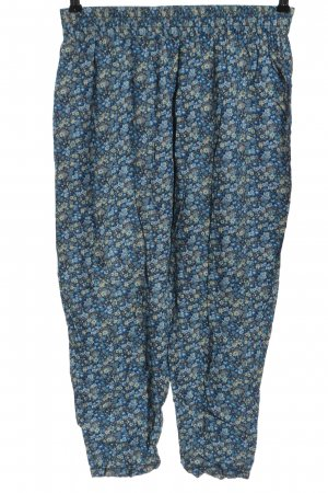 H&M Divided Baggy Pants Allover-Druck Casual-Look