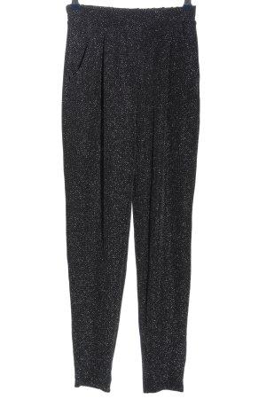H&M Divided Baggy Pants silberfarben Casual-Look