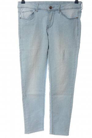 H&M Divided Vaquero holgados azul look casual
