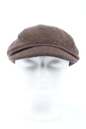 H&M Divided Cappello da panettiere marrone stile casual