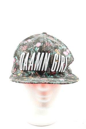 H&M Divided Cappello da panettiere stampa integrale stile casual