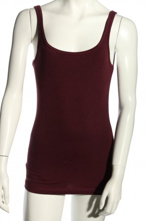 H&M Divided Basic Top braun Casual-Look