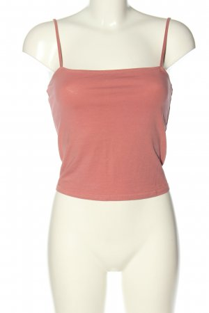 H&M Divided Basic Top nude Casual-Look
