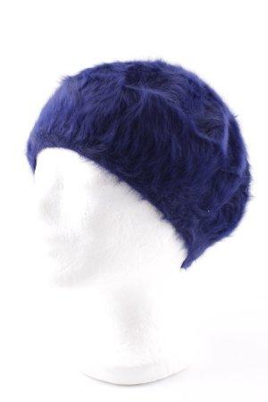 H&M Divided Béret bleu style décontracté