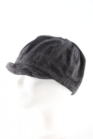 H&M Divided Beret light grey casual look