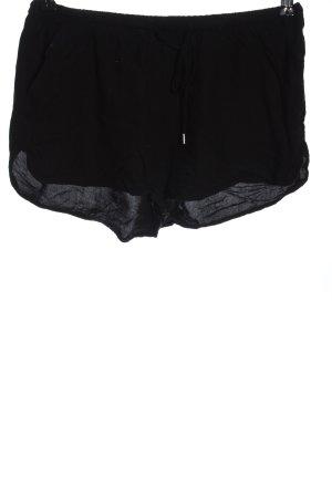 H&M Divided Beach Shorts black casual look