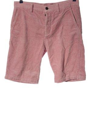H&M Divided Bermuda rosa stile casual